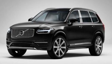 Volvo ने लॉन्च की XC90 T8 Inscription, ये है कीमत
