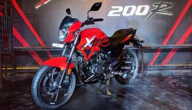 Hero ने अनाउंस की अपनी Xtreme 200R बाइक की कीमत