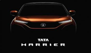 टाटा मोटर्स अगले साल लांच करेगी टाटा हैरियर एसयूवी