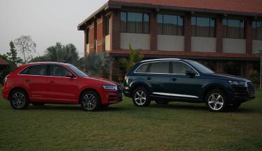 Audi Q7 और Q3 Design Edition भारत में लॉन्च, प्राइस...