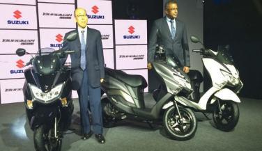 Suzuki Burgman Street 125 Scooter भारत में लॉन्च, ये हैं फीचर्स