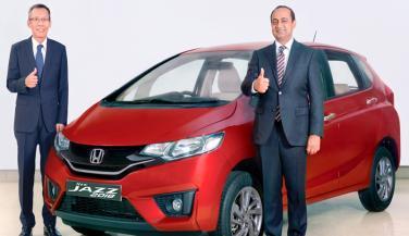 होंडा कार इंडिया ने होंडा जैज-2018 लांच की
