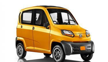 भारत में फोर व्हीलर विकल उतारेगा बजाज, 'क्यूट' की लॉन्चिंग...