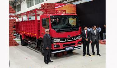 Mahindra ने अनवील किए Furio Range of Trucks