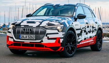 Audi e-tron all-electric SUV की लॉन्चिंग डेट हुई फिक्स