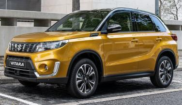 2019 Suzuki Vitara Facelift ऑफिशियली रिवील्ड, भारत में...