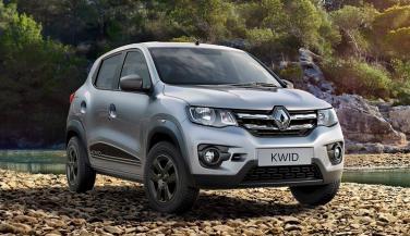 Updated 2018 Renault Kwid भारत में लॉन्च, कीमत...