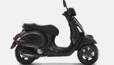All-black limited edition Vespa Notte 125 लॉन्च, प्राइस रिवील