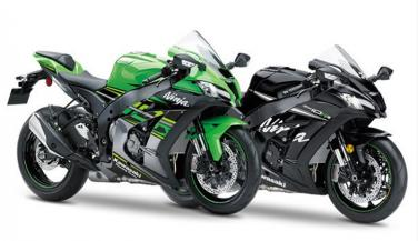 Locally Assembled Kawasaki Ninja ZX-10R व Ninja ZX-10RR की डिलीवरी शुरू