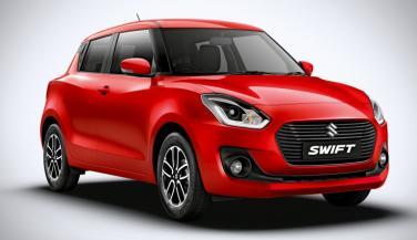Maruti Suzuki ने लॉन्च किए Swift AMT के Top Variants