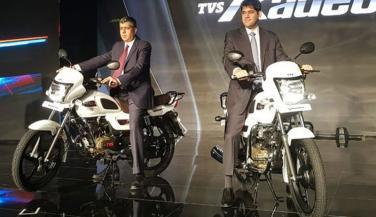 TVS Radeon 110 cc Motorcycle लॉन्च, कीमत...