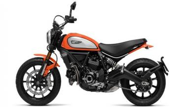 Ducati Scrambler 800 launched with electronic updates  - Cruiser Bike News in Hindi