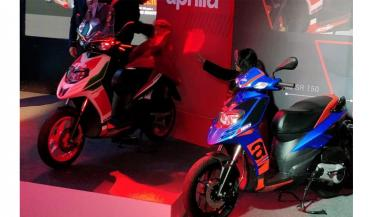 Updated Aprilia SR 150 launched in India, will face challenge from these scooters
