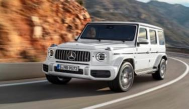 Mercedes Benz ने लांच की AMG G63, कीमत 2.19 करोड़ रुपये