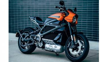 2019 Harley Davidson Livewire Electric Bike अनवील्ड