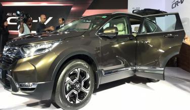 2018 Honda CR-V भारत में लॉन्च, कीमत...