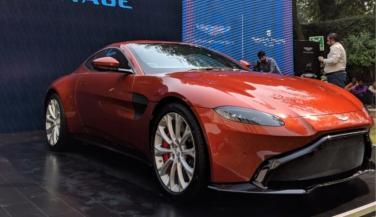 Aston Martin ने लॉन्च की नई Vantage Sports Car, कीमत 2.86 करोड़ रुपए