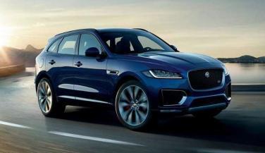 2019 Jaguar F-Pace petrol भारत में इंट्रोड्यूस, कीमत...