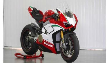भारत आई Ducati Panigale V4 Speciale, कीमत 51.81 लाख रुपए