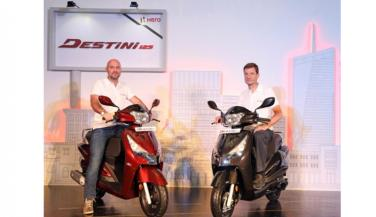 Hero Motocorp Destini 125 now available in all india, know price and features