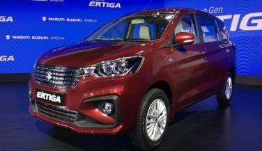 नई 2018 Maruti Suzuki Ertiga भारत में लॉन्च, कीमत...