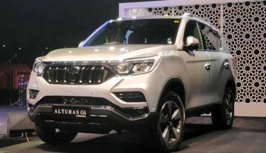 2018 Mahindra Alturas भारत में लॉन्च, कीमत...
