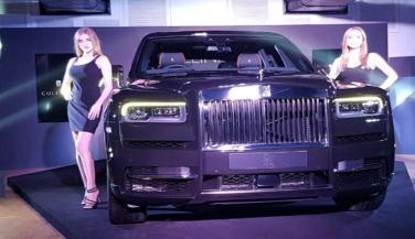 रोल्स रॉयस कल्लिनन SUV लॉन्च, कीमत 6.95 करोड़