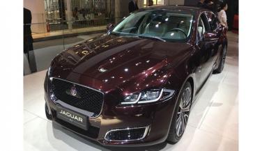 Jaguar ने लॉन्च की XJ50, कीमत 1.11 करोड़ रुपए