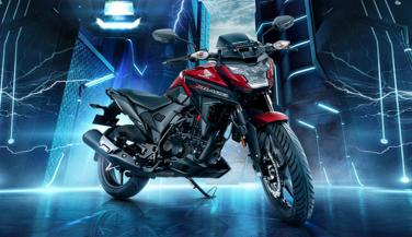 Honda X Blade ABS launched in India at Rs 87776 - Sports Bike News in Hindi