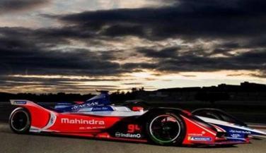Mahindra M5 Electro Racing Car Launched In India - Sports Car News in Hindi