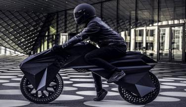 Nera की दुनिया की पहली बाइक, 3D प्रिंटेड फंक्शनल...