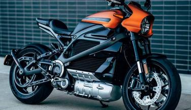 CES 2019: Harley-Davidson LiveWire E-motorcycle with Samsung battery launched - Cruiser Bike News in Hindi