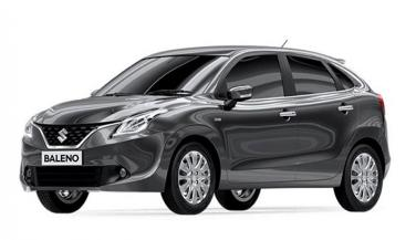 Maruti Baleno facelift again spotted - Compact Car News in Hindi