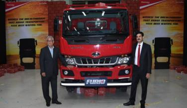 Mahindra launches Furio truck range, price... - Trucks News in Hindi
