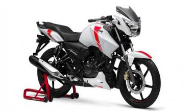 TVS Apache RTR 160 ABS launch, see price - Sports Bike News in Hindi
