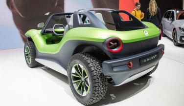 GIMS में कंपनियों ने पेश की नवीनतम Electric Cars