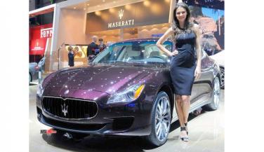 2019 Maserati Quattroporte भारत में लॉन्च, कीमत...