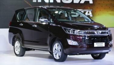 2019 Toyota Innova Crysta Diesel भारत में लॉन्च, कीमत...