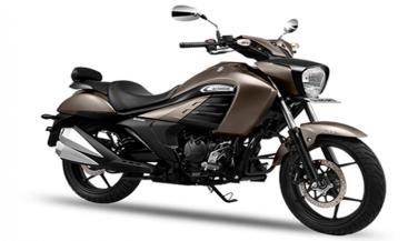 Suzuki Intruder का नया मॉडल लॉन्च, कीमत 1.08 लाख रुपए