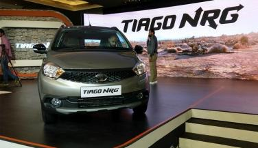 Tata Tiago NRG AMT लॉन्च, इन कारों से होगी टक्कर