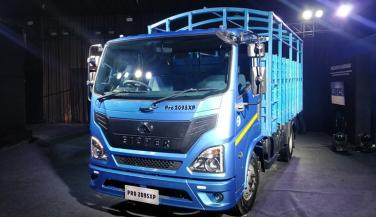 BS6 Compliant Eicher Pro 2000 Series Light-Duty Trucks भारत में लॉन्च