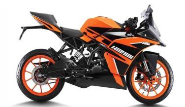 KTM RC 125 ABS भारत में लॉन्च, ये है कीमत और इससे लेगी टक्कर