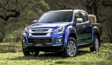 New Isuzu D-MAX V-Cross launched in India, see... - Trucks News in Hindi