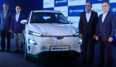 Hyundai Kona Electric भारत में लॉन्च, ये है कीमत और फीचर्स