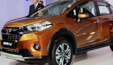 Honda WR-V ने किया नया Diesel V Variant लॉन्च, कीमत...