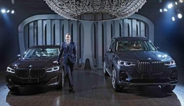 BMW 7 Series facelift launched in India, know price and features