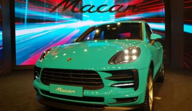 Porsche Macan Facelift Launched In India, see... - Sports Car News in Hindi