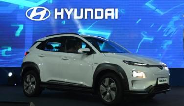 जीएसटी कटौती : Hyundai ने कोना इलेक्ट्रिक की कीमत घटाई