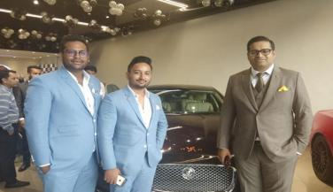 Rajasthan first luxury ride show room opens in Jaipur