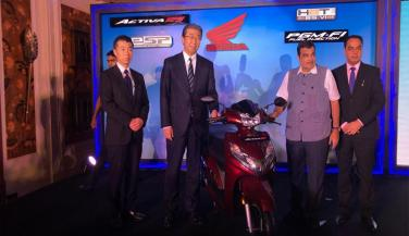 BS-VI Honda Activa 125 FI launched in India, know price and features - Standard Bike News in Hindi
